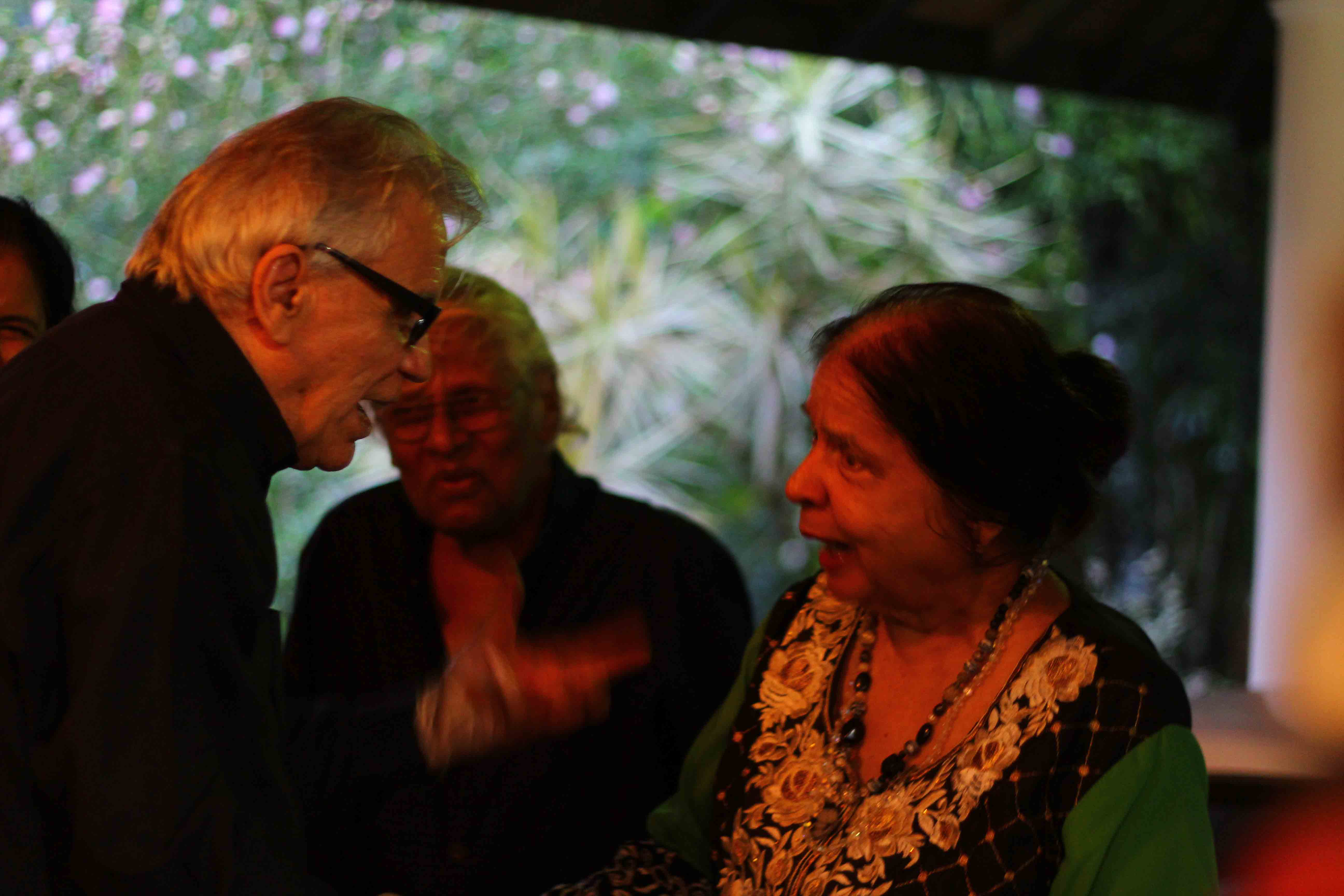 Hommage à Jean Arasanayagam